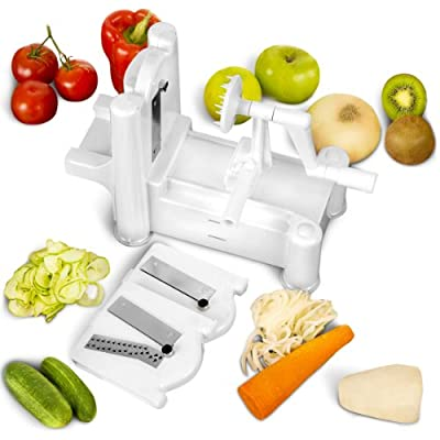 Epica Manual Multi-Blade Spiral Vegetable Slicer