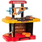 Childrens Kids Power Tools Kit Set Wo...