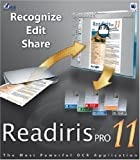 Readiris Pro 11.0 (Mac CD)