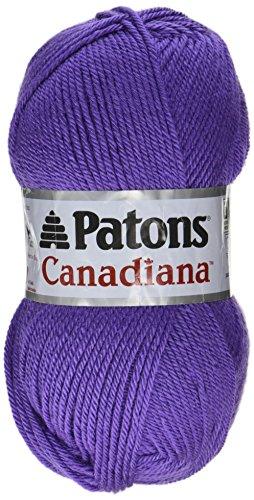Gelée de Canadiana Yarn-solides-raisins