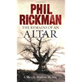 The Remains of an Altar (Merrily Watkins Mysteries) ~ Phil Rickman