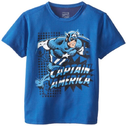 Marvel Boy's Captain America Striker