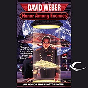 Honor Among Enemies Audiobook