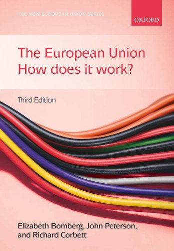 The european union how does it work the new european union series