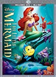 Image de The Little Mermaid (Two-Disc Diamond Edition: Blu-ray / DVD in DVD Packaging)