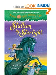 Magic Tree House #49: Stallion by Starlight (A Stepping Stone Book(TM)) by Mary Pope Osborne and Sal Murdocca