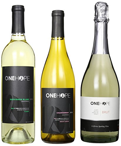 ONEHOPE California White & Sparkling II Mixed Pack, 3 x 750 ml image