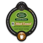 Green Mountain Coffee Island Coconut, Vue Cup Portion Pack for Keurig Vue Brewing Systems (96 Count)