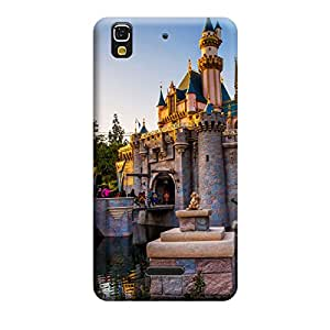 TransMute Premium Printed Back Case Cover With Full protection For Micromax Yureka (Designer Case)