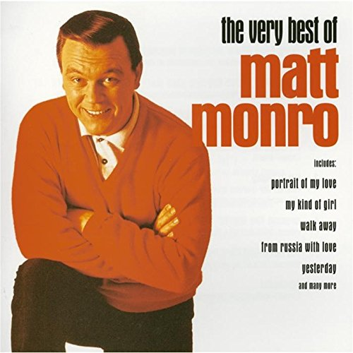 Matt Monro - From Russia With Love - Soundtrack - Zortam Music