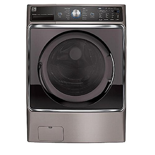 41073 Kenmore Elite 5.2 cu ft Front-Load Washer