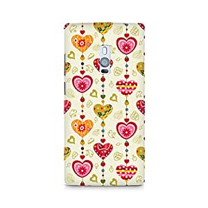 Ebby Hearts Premium Printed Case For OnePlus Two