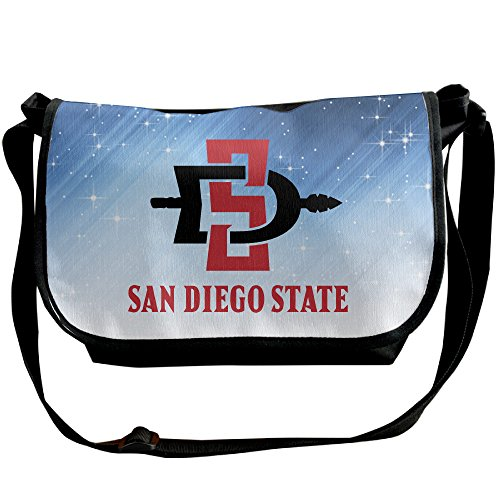 [ROME San Diego State University Unisex Business Trip Single Shoulder Bag] (Assassins Creed Unity Costume Customization)