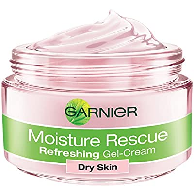 Garnier Moisture Rescue Refreshing Gel Cream, Dry Skin, 1.7 Ounce TEJ from Garnier