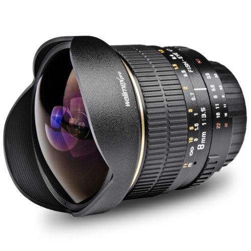 walimex pro 8mm f/3.5 Fish-Eye for Minolta AF/Sony