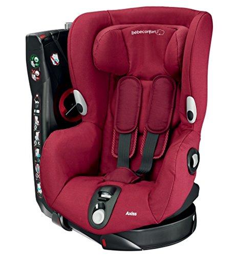 Bébé Confort 86088950 Axiss Seggiolino auto, gruppo 1 (9-18 kg), Rosso