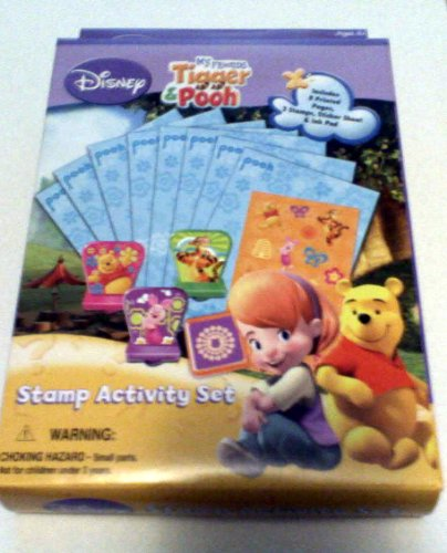 My Friends Tigger & Pooh Disney Winnie the Pooh Activity Set