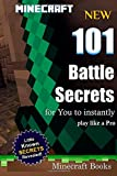 img - for Minecraft: NEW Battle Secrets for You to instantly play like a Pro (Handbook) (Volume 1) book / textbook / text book