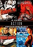 Cover art for  Action Collector's Set: Shotgun / Red Serpent / Crash Landing / Ice