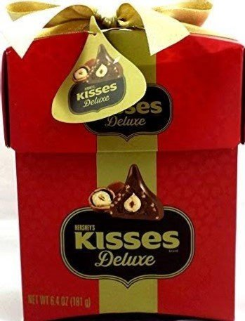 Deluxe Hersheys Kisses Gift Box