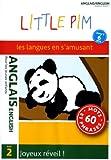 echange, troc Coffret Little Pim Anglais Vol 3: Viens jouer