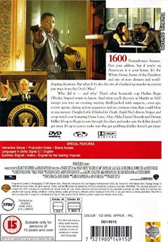 murder-at-1600-reino-unido-dvd