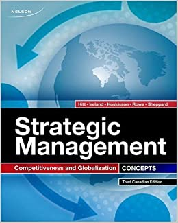 strategic management amazon Get expert answers to your questions in strategic management, strategy, visone and organization and more on researchgate, the professional network for scientists.