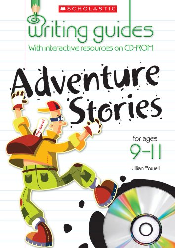 Adventure Stories for Ages 9-11 (Writing Guides)