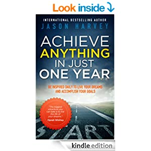 achieve anything book cover