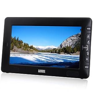 August DTV905 Téléviseur Portable 9