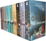 Lee Child Lee Child Collection 9 Books set RRP : 71.91 (The Visitor,Tripwire,Die Trying,Without Fail,Persuader, Echo Burning,One Shot,The Enemy,The Hard Way) (Jack Reacher Series)