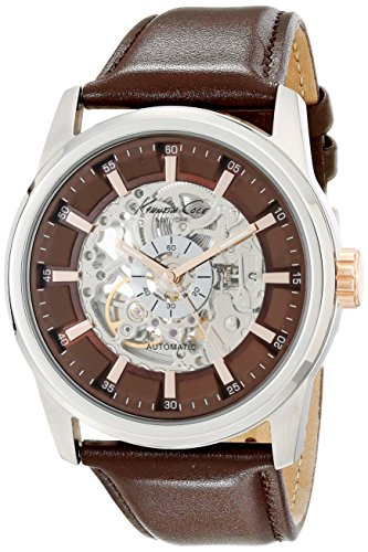 kenneth-cole-new-york-mens-10019488-automatic-analog-display-japanese-automatic-brown-watch