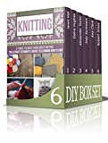 img - for DIY Box Set: Amasing DIY Projects + Useful Tips for Knitting Drawing and Crochet for Beginners (Knitting for Beginners, One Day Crochet, DIY Projects Books) book / textbook / text book
