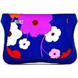 BUILT NY Neoprene Envelope for 7-8-inch e-Reader or Tablet, Lush Flower