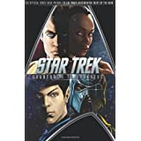 book Star Trek Countdown to Darkness Paperback book