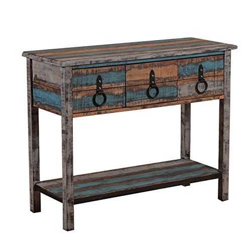Powell Furniture Calypso Console Table 0
