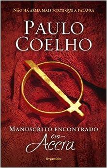 Manuscrito encontrado em Accra: Paulo Coelho: 9789896871093: Amazon