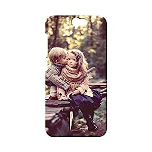 BLUEDIO Designer Printed Back case cover for HTC One A9 - G7087