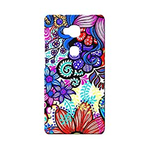 BLUEDIO Designer Printed Back case cover for Huawei Honor X - G1421