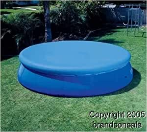 Omcon Tm Intex Type 12 Ft Inflatable Ring Swimming Pool Cover Computers Accessories