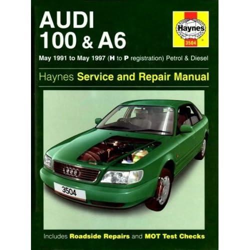 Download Audi A6 Repair Manual Download