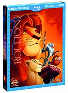 Le Roi Lion [Combo Blu-ray 3D + Blu-ray + Copie digitale]