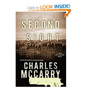 Second Sight (Paul Christopher Novels) Charles McCarry
