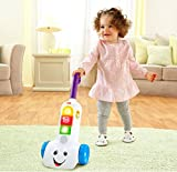 New Model Fisher Price Laugh & Learn Smart Stages Vacuum 12-36 months