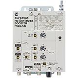 マスプロ電工 マスプロ 共同受信用 FM・UHF・BS・CSブースター(33dB型) FUBCA33 (UBCA33AG後継機)