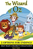 Books For Kids: The Wizard of Oz ,Children's books,Bedtime Stories For Kids Ages 3-8 (Early readers chapter books,Early learning,Bedtime reading for kids,Bedtime ... (Early readers / Bedtime stories for kids)