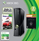 Buy Xbox 360 250GB  Forza 4, Elder Scrolls V Holiday Value Bundle