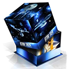 Star Trek: Films 1-10 Remastered Special Edition Box Set [DVD] [1979]