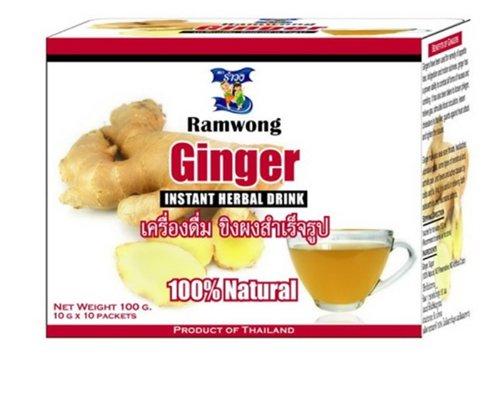Ginger Instant Herbal Drink