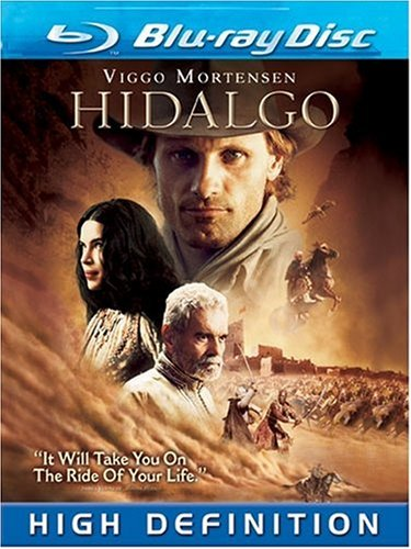 Cover art for  Hidalgo [Blu-ray]